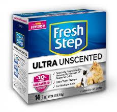 <b>Fresh Step</b> Ultra Unscented комкующийся <b>наполнитель</b> для ...