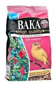 <b>Вака Корм High quality</b> для канареек — купить по выгодной цене ...