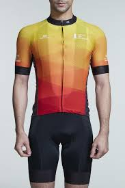 2016 Mens Best <b>Cycling Jersey Flaming</b>