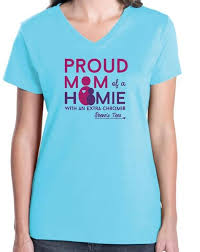 HWEC - <b>Proud Mom of</b> a Homie with an Extra Chromie™ - Ladies