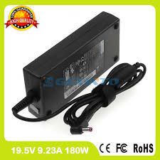 AC adapter <b>19.5V 9.23A 180W</b> laptop charger for Acer Predator ...
