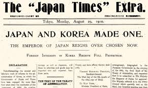 「The Korean Peninsula had been colonized by Japan in 1910 and was under that country's rule until 1945」の画像検索結果