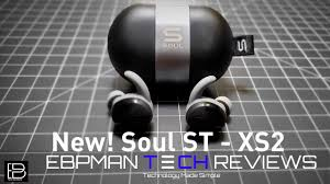 <b>Soul ST</b>-XS2 Active True Wireless Earbuds 2019 25 Hours of on the ...