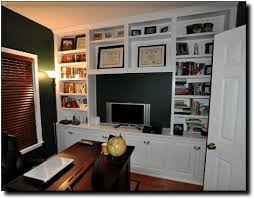 custom home office desk cabinets south riding virginia built in home office cabinets