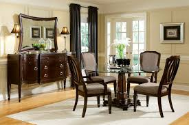 grey chairs for dining room funky dining room decorating how to incorporate dark wood furniture in