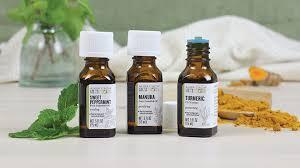 <b>Органические эфирные масла</b> Aura Cacia: новинки iHerb