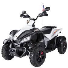 Детский электрический <b>квадроцикл RiverToys</b> Р333РР белый ...