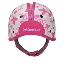 <b>Мягкая шапка</b>-<b>шлем</b> для защиты головы SafeheadBABY. Бабочка ...