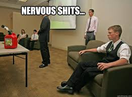 nerves memes | quickmeme via Relatably.com