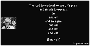 Image result for Piet hein grook error