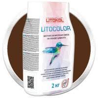 Смесь затирочная цементная для <b>швов Litokol Litocolor</b> L.27 ...
