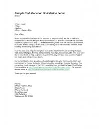 solicitation letter samples writing professional letters