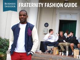 fraternity style guide business insider