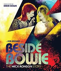Beside Bowie: The Mick Ronson Story [Blu-ray + DVD ... - Amazon.com