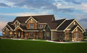 Ideas luxury craftsman home plans   images about dream house plans luxury     mediterranean house plans  monster