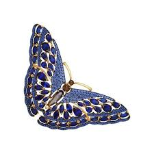 <b>Брошь</b>-<b>бабочка</b> из золота с раухтопазами <b>SOKOLOV</b> – купить в ...