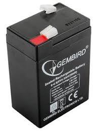 «<b>Аккумулятор для ИБП Gembird</b> BAT-6V4.5AH/20HR ...