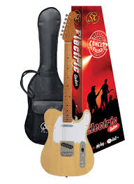 Essex <b>TL ELectric Guitar</b> - Classic Sounds