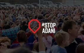 Melbourne - September 20 Global Climate Strike - Stop Adani