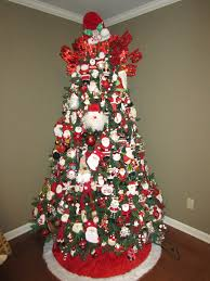 Pin by Lisa Spears on Christmas | <b>Santa claus christmas tree</b>, Cool ...