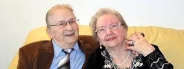 Christel und Gerhard Stieler feiern in Jena Eiserne Hochzeit ...