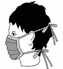 When to use a surgical <b>face mask</b> or <b>FFP3 respirator</b>