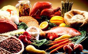 Resultado de imagen de alimentos de todos los grupos