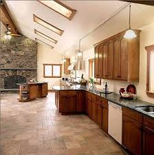 Terra Cotta Tile In Kitchen Tiles In Kitchen