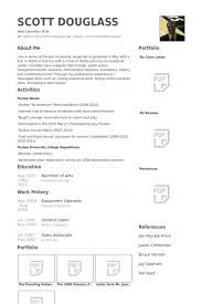 equipment operator resume samples sample resume heavy equipment operator