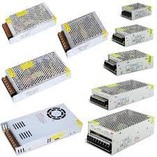 Lighting <b>Transformers DC 5V 12V</b> 24V 36V Power Supply Adapter 5 ...
