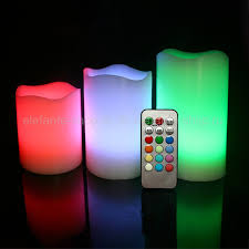 <b>Набор свечей LED</b> Scented Candles