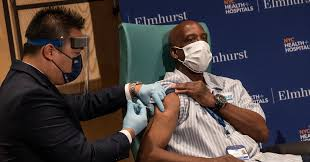 'Big Fight' Breaks Out Over Which Interest Groups Get Vaccine <b>First</b> ...