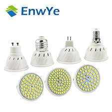 Lighting <b>LED</b> Lamp GU10 <b>220V</b> Bombillas Spotlight Bulb <b>SMD2835</b> ...