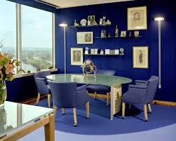 best wall color for office productivity best colors for office