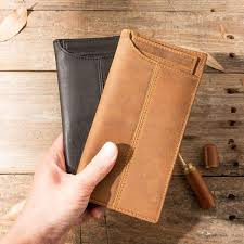 Awesome Leather <b>Long</b> Wallets For Men | EverHandmade