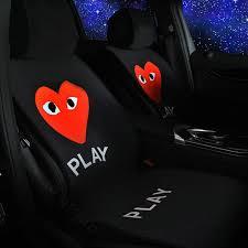 $299.89 Luxury Heart PLAY Wool Velvet <b>Auto</b> Cushion Universal ...