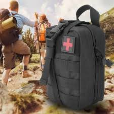 <b>1Pc Outdoor</b> Hiking Camping <b>Survival</b> Travel <b>Emergency</b> First Aid ...