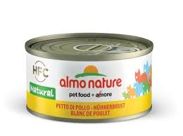 "<b>Almo Nature консервы</b> для кошек ""Куриная грудка"", <b>Legend</b> HFC ..."