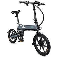 <b>FIIDO D2</b> Smart Folding <b>Bike Electric</b> Moped <b>Bicycle</b> 7.8Ah Battery ...