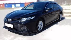 Продам автомобиль Тойота Камри 2018 в Нижневартовске, Цвет ...