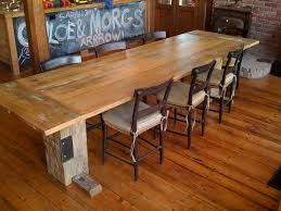 long wood dining table:  images about thinking about farm tables for the backyard on pinterest outdoor farm table restoration hardware table and build a farmhouse table