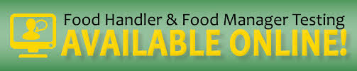 lfchd food establishments the food handler and food manager tests be taken online at any time through our website cost is 23 for the food handler test and 85 for the food