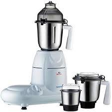 Buy Bajaj Twister 750-Watt Mixer Grinder with 3 Jars (<b>White</b>) Online ...
