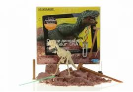 <b>4М Оживи</b> динозавра. ДНК Тираннозавра - Игротайм