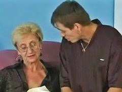 Granny » Young Porn Tube » 1