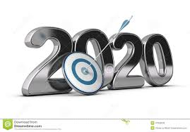long or mid term goal stock illustration image  2020 long or mid term goal