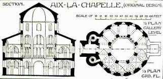 2 aix la chapelle at aachen cathedral carolingian anonymous 750 987 aix la chapelle cathedral