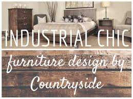 industrial chic furniture by countryside chic industrial furniture