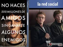 Red social [BrRip 720p] [Español Latino] [RS-DF]