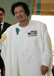 Risultati immagini per Gheddafi: Al Qaeda television